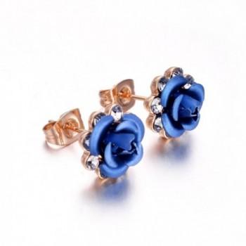 Yoursfs Filigree Earrings Leverback Jewellery in Women's Stud Earrings
