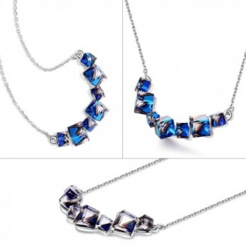 Necklace PLATO Changing necklace Swarovski in Women's Pendants