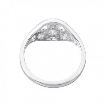 Wiccan Pentacle Pentagram Witchcraft Pagan in Women's Band Rings