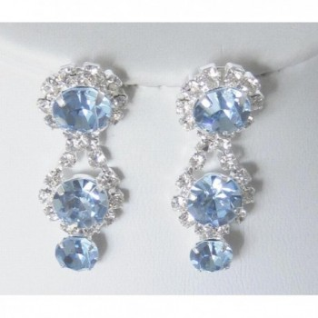 Stunning Evening Necklace Bling Rhinestone in Women's Jewelry Sets