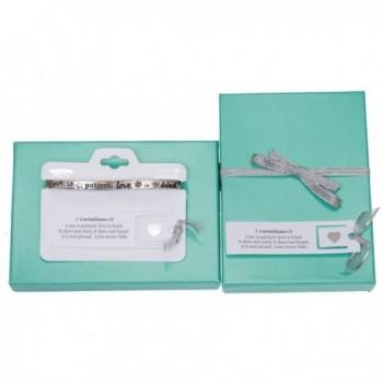 Silver tone Bracelet Corinthians Jewelry Nexus