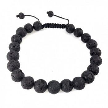 Hands Tibet Bracelet Volcanic meditation in Women's Strand Bracelets