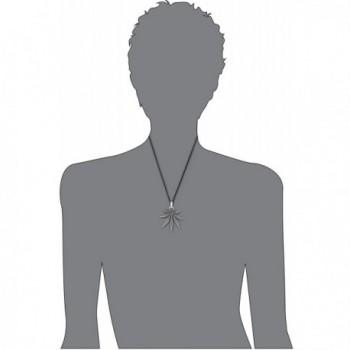 Dans Jewelers Classic Marijuana Necklace in Women's Pendants
