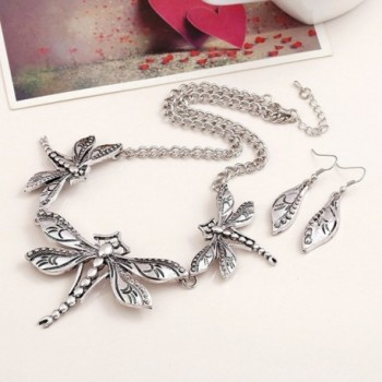 Winter Z Dragonfly jewelry accessories necklace