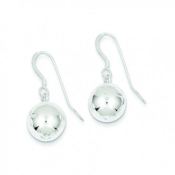 Finejewelers Sterling Silver Ball Earrings - CO11LUQXWYB