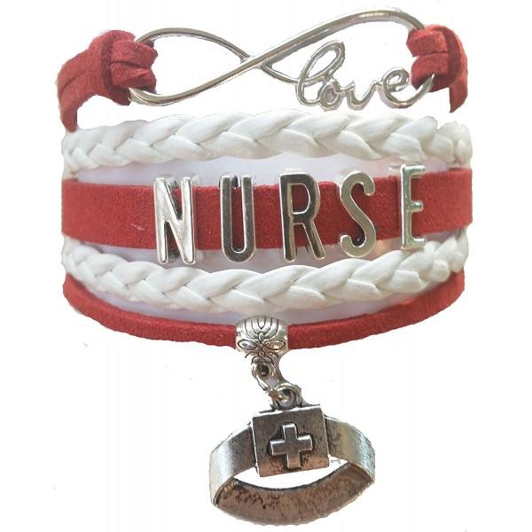 GeauxDat Collectibles Nurse Bracelet Perfect - CV12G9B8MW3