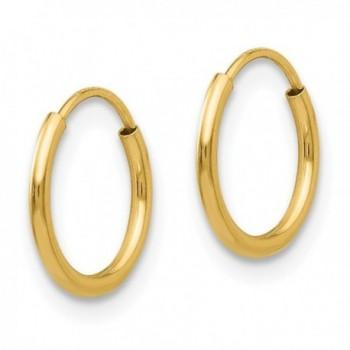Madi Endless Earrings Approximate Measurements