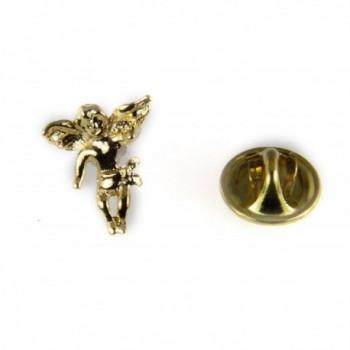 6030275 Guardian Angel Lapel Pin Brooch Tack Pin Christian Religious Jewelry - CV11DXEADE9