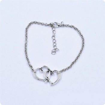 SusenstoneNew Jewelry Double Anklet Bracelet