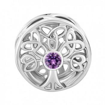 CandyCharms Birthstone Celtic Crystal Bracelets
