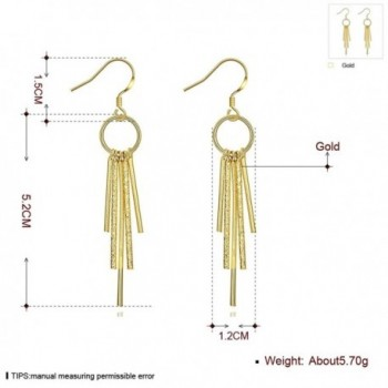MXYZB Pillars Earrings Jewelry Hypoallergenic in Women's Drop & Dangle Earrings