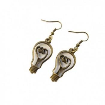Lightbulb Earrings Teachers Science Jewelry - CN1202EH6LB