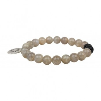 Leboha Motherhood Moonstone Essential Bracelet in Women's Strand Bracelets