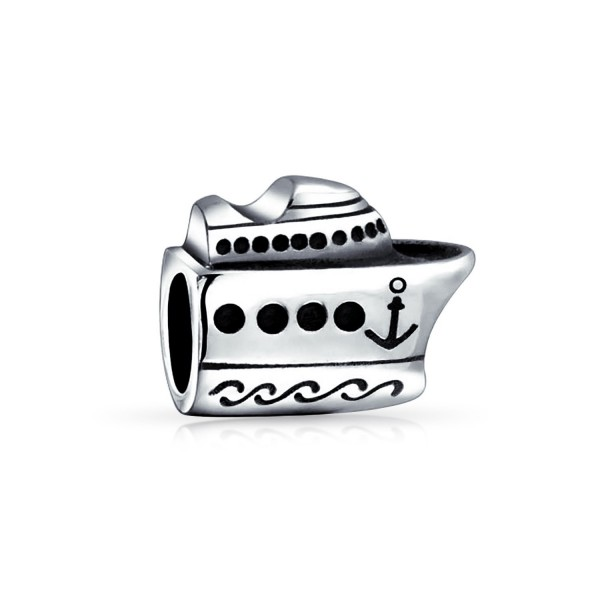 cb97b8ab4 Bling Jewelry Nautical Cruise Ship Bead Charm .925 sterling Silver -  CQ11G09SFIV