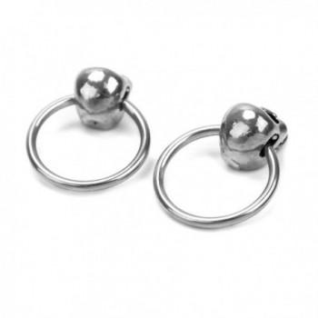Women Stainless Design Earrings Jewelry