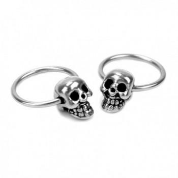 Women Stainless Design Earrings Jewelry in Women's Hoop Earrings