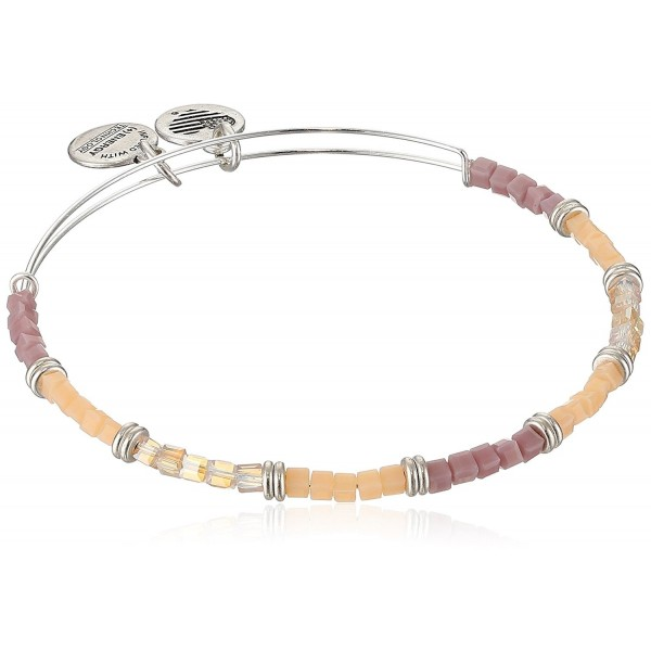 Alex and Ani Womens Temple Bangle Bracelet - C6187AAATYR