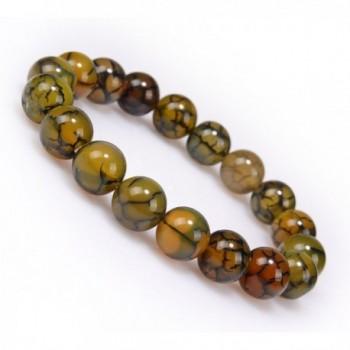 Antiquity Sian Art Multicoloured Bracelet - brown - CQ12MGD5TPL