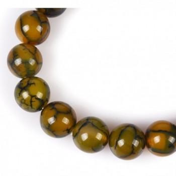 Antiquity Sian Art Multicoloured Bracelet in Women's Stretch Bracelets