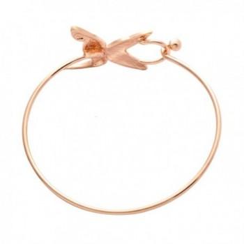 SENFAI Trochilus Openning Bracelet Hummingbird in Women's Cuff Bracelets