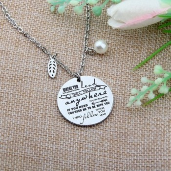 Anywhere Pendant Necklace Keyring daughter