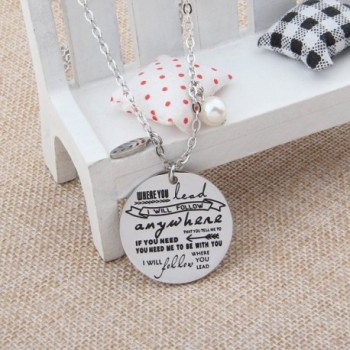 Anywhere Pendant Necklace Keyring daughter in Women's Pendants