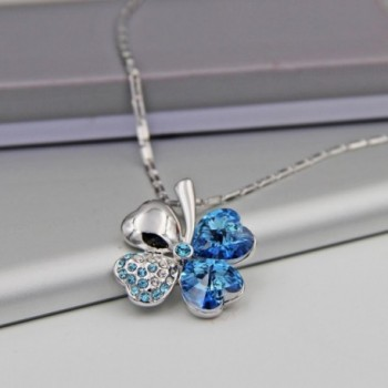 FANSING Costume Jewelry Mothers Necklaces in Women's Pendants