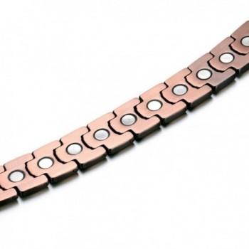 Rainso Magnetic Therapy Bracelet Arthritis in Women's Link Bracelets