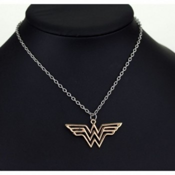 Superhero Justice League Necklace Pendant