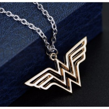 Superhero Justice League Necklace Pendant in Women's Pendants