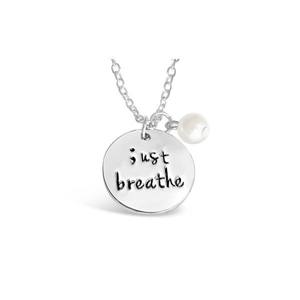 Rosa Vila Semicolon Awareness Jewelry - C8183TXDHSN