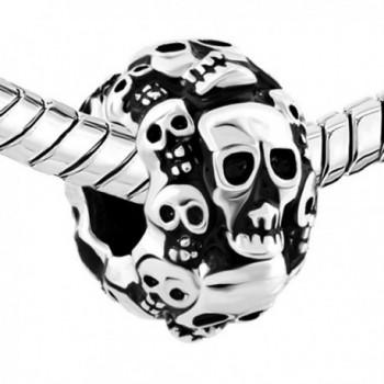 CharmsStory Halloween Skeleton Charmss Bracelets