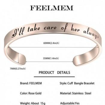Mother Bracelet Mothers Wedding Jewelry in Women's Cuff Bracelets