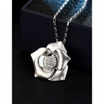 XZP Pendant Necklaces Necklace Swarovski in Women's Pendants