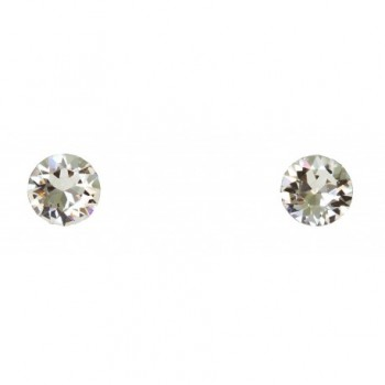 Designs Nathan Surgical Earrings Swarovski in Women's Stud Earrings