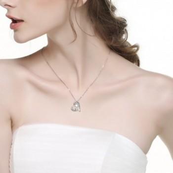YFN Sterling Fashion Pendant Necklace in Women's Pendants