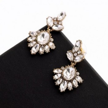 Daisy Fashion Jewelry Luxury Earrings
