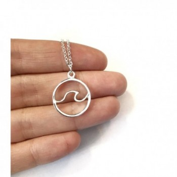 Altitude Boutique Inspired Necklace Surfing in Women's Pendants