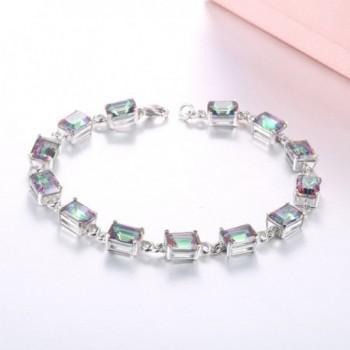 Aurora Tears Mystic Topaz Created gemstone DB2M