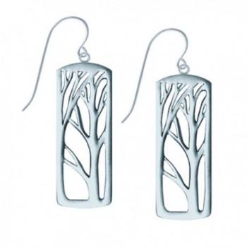 Lovell Designs Deep Forest Drop Earrings - CP11DNRUCW5
