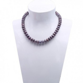 JYX Genuine Freshwater Pearl Necklace