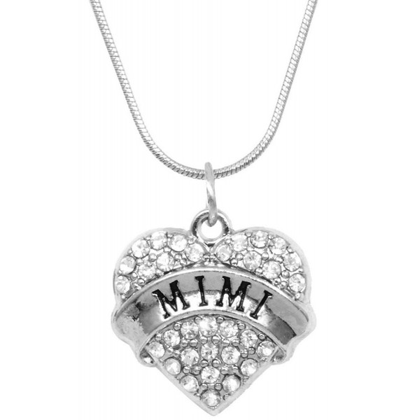 Gift Necklace Engraved Jewelry Colorless - C911XFQO6EJ