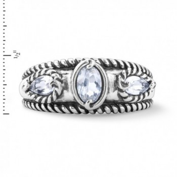 Carolyn Pollack Jewelry Possibilities Collection in Women's Band Rings