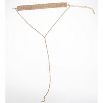 Karen Accessories Pendant Necklace Vintage in Women's Choker Necklaces