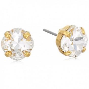 Sorrelli Lisa Oswald Collection Cube Crystal Stud Earrings - C7184GA9Z0S
