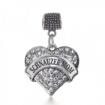Inspired Silver Schnauzer Bracelets Compatible - CW124RF9EN9