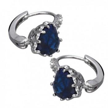 DDLBiz Women Crystal Zircon Earrings in Women's Cuffs & Wraps Earrings