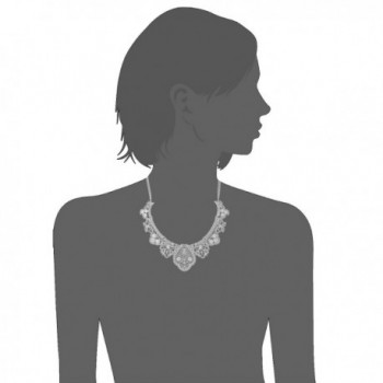EXCEED Vintage Statement Filigree Necklace in Women's Choker Necklaces