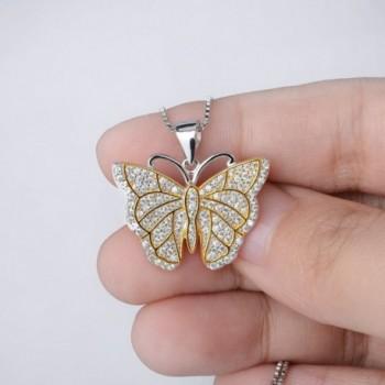 Angel caller Daughter Butterfly butterfly in Women's Pendants