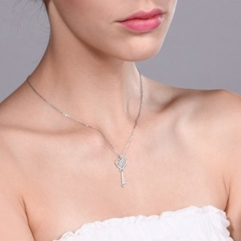 Aquamarine Sterling Gemstone Birthstone Necklace